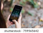 chonburi  thailand   november... | Shutterstock . vector #759565642