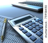 accounting | Shutterstock . vector #75958450