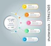 creative concept for... | Shutterstock .eps vector #759617605