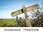 english countryside public... | Shutterstock . vector #759625108