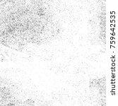 grunge black and white pattern. ...   Shutterstock . vector #759642535