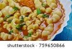 mama mia's minestrone  soup  ...   Shutterstock . vector #759650866