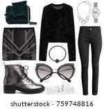 A Set Of Fashionable Smart...