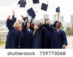 education  graduation and... | Shutterstock . vector #759773068
