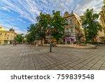 burgas  bulgaria   jul 17  2017 ...   Shutterstock . vector #759839548