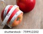 red sweet apple fruit