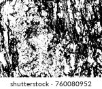 grungy distressed wooden bark... | Shutterstock .eps vector #760080952