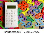 education business and finance... | Shutterstock . vector #760128922