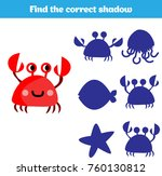 shadow matching game for... | Shutterstock .eps vector #760130812