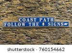 Sign Made From Rustic Tiles Fo...