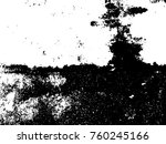 grungy distressed concrete wall ... | Shutterstock .eps vector #760245166