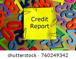 business and finance concept... | Shutterstock . vector #760249342
