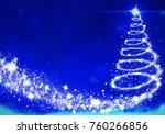 Christmas Tree Lights Formed...
