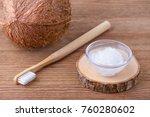 Coconut Oil Toothpaste  Natura...