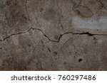 rough plastered wall | Shutterstock . vector #760297486