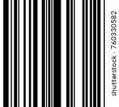 black and white straight... | Shutterstock .eps vector #760330582
