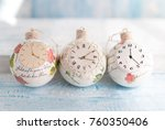 christmas background  ...   Shutterstock . vector #760350406
