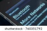 a splendid 3d rendering of a... | Shutterstock . vector #760351792