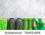 holiday christmas birthday...   Shutterstock . vector #760421896