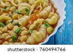 mama mia's minestrone  soup  ...   Shutterstock . vector #760494766
