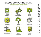 cloud computing. internet...