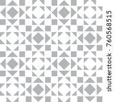 abstract geometric vector... | Shutterstock .eps vector #760568515