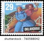 united states   circa 1993  a...   Shutterstock . vector #760588042