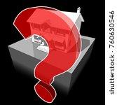 3d illustration of classic... | Shutterstock . vector #760630546