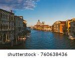 venice  italy   july 14th  2017....   Shutterstock . vector #760638436