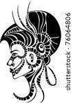 indian | Shutterstock .eps vector #76064806