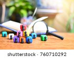 icons people symbol for concept ... | Shutterstock . vector #760710292