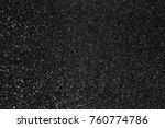 silver glitter abstract bokeh...   Shutterstock . vector #760774786