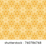 stylish geometric pattern.... | Shutterstock .eps vector #760786768