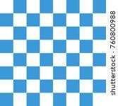 Modern Light Blue Chess Board...