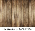 old wood background | Shutterstock . vector #760896586
