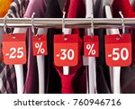 black friday shopping sale... | Shutterstock . vector #760946716