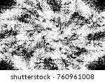 grunge black and white pattern. ...   Shutterstock . vector #760961008