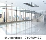 large white hall where there is ... | Shutterstock . vector #760969432