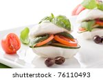 photo of delicious stuffed... | Shutterstock . vector #76110493