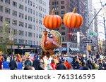 New York City  Usa  November 2...