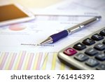 Small photo of Review accounting data and calculate production income.