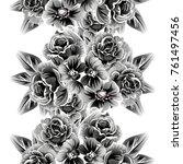 abstract elegance vector... | Shutterstock .eps vector #761497456