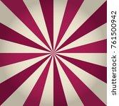 sunburst background. vector.... | Shutterstock .eps vector #761500942