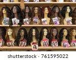 berlin  germany   circa july ...   Shutterstock . vector #761595022