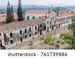 leon  nicaragua   april 25 ... | Shutterstock . vector #761739886