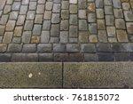 Stone Floor In Bergen  Norway