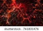 abstract background depicting... | Shutterstock . vector #761831476