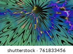 abstract background depicting... | Shutterstock . vector #761833456