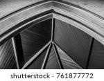 saint ives  cambridgeshire  uk  ... | Shutterstock . vector #761877772