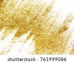 background of sand of bronze... | Shutterstock . vector #761999086